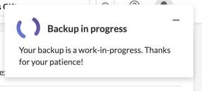 backupinprogress